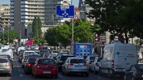 Soluţia Bucureştiului pentru reducerea traficului
