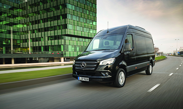 ercedes-Benz Sprinter 2019