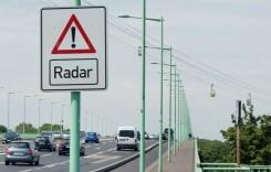 Aparatele tip radar vor fi instalate exclusiv pe maşinile Poliţiei