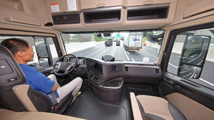 Hyundai a finalizat primele teste cu un camion autonom
