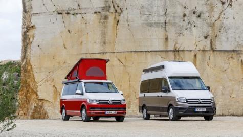 Volkswagen Grand California – foto și detalii complete