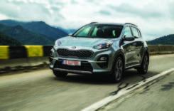 Test – Kia Sportage facelift 1.6 T-GDI