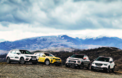 Top 10 SUV-uri mici în Europa