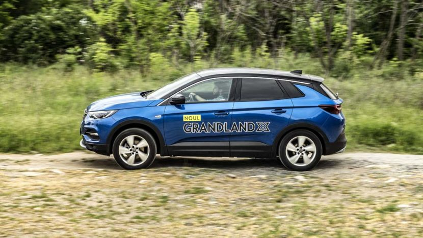 Test drive Opel Grandland X 1.6 D Innovation