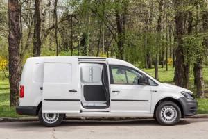 Test VW Caddy Furgon Maxi 2.0 TDI 75 kW