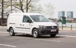 Test VW Caddy Furgon Maxi 2.0 TDI 75 kW