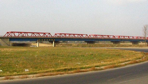Podul de la Mărăcineni