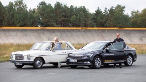 50 de ani de la primul vehicul fără şofer