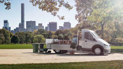 Bosch lansează noul motor electric eCityTruck