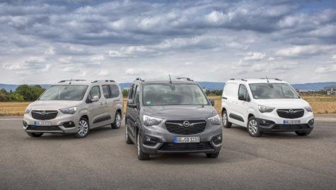 Opel Combo Life și Combo Cargo prezentate în premieră la Salonul IAA 2018 de la Hanovra