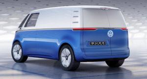 IAA 2018 Hanovra: Volkswagen a prezentat conceptul ID Buzz Cargo