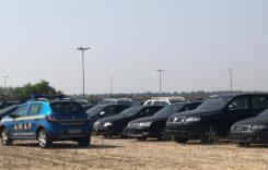 Operaţiunea XENON. Fraude fiscale la importul de maşini secod hand