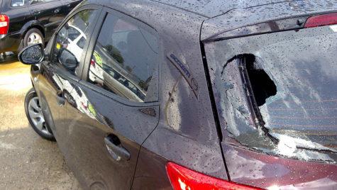 Cât costă reparaţia unui autovehicul avariat de grindină