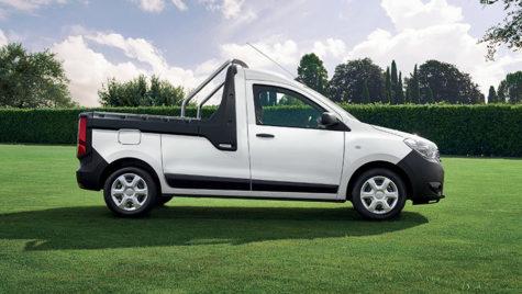Cât costă Dacia Dokker Pick-Up și de unde se poate cumpăra