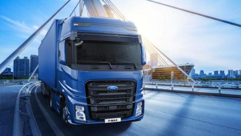 Noul cap tractor Ford Trucks F-MAX – Câștigătorul International Truck of the Year 2019 (ITOY). Confort, Putere, Eficiență și Tehnologie de Ultimă Oră
