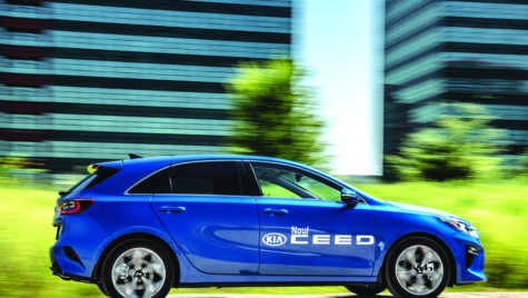 Test drive – Kia Ceed 1.6 DSL HP Star