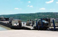 Restricţie de trafic pentru feribotul de la Bechet