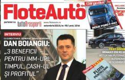 Revista Flote Auto, luna octombrie 2018