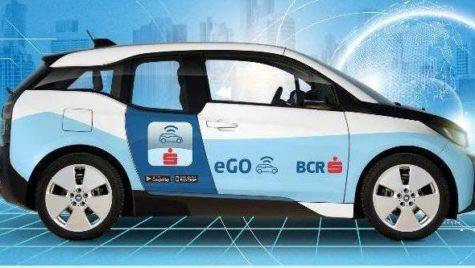 Cu aplicaţia BCR eGO experimentezi azi transportul urban de mâine