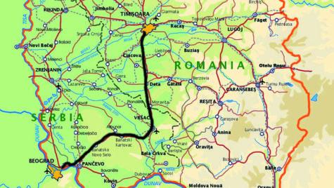 "Autostrada Timişoara-Belgrad. Nume de cod ""Banatica"""