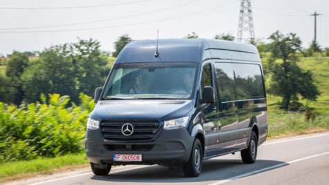 Test drive – Mercedes-Benz Sprinter L3H2