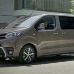 10 maşini Toyota Proace Verso, la dispoziţia COSR