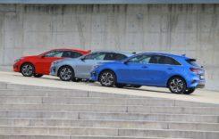 Mașina Anului 2019 în România este noua Kia Ceed