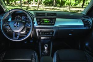 Test drive - Skoda Fabia 1.0 TSI Smart