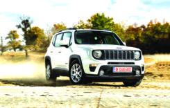 Test drive – Jeep Renegade 1.0 Turbo 4×2 Longitude