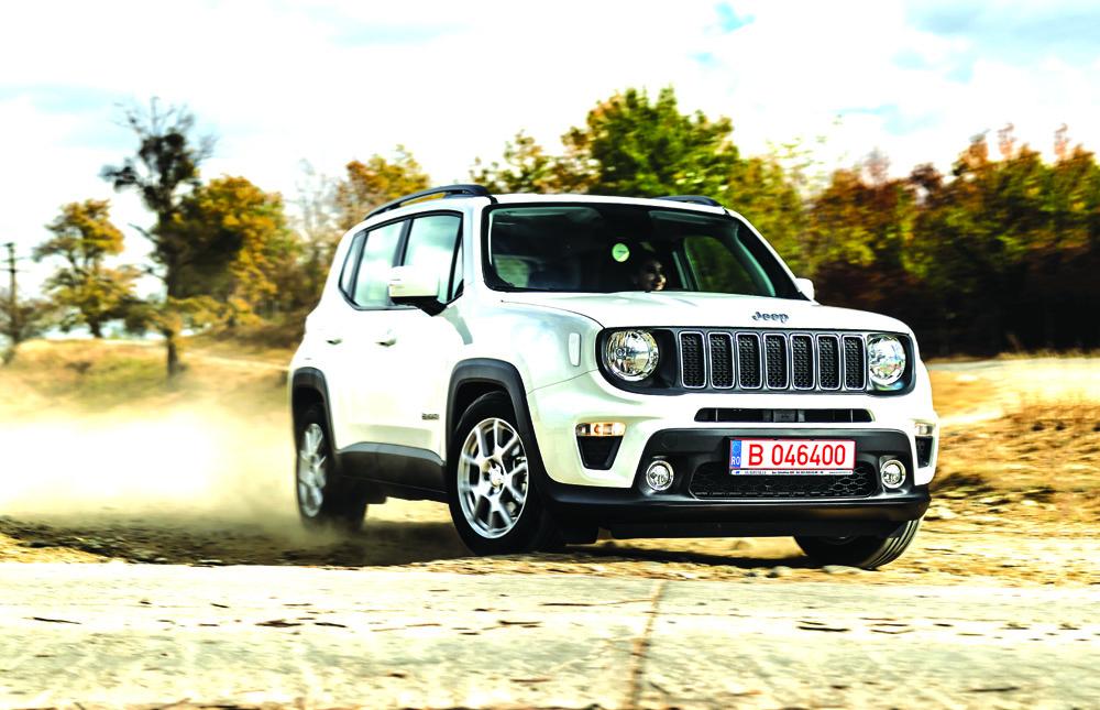 Test drive - Jeep Renegade 1.0 Turbo 4x2 Longitude
