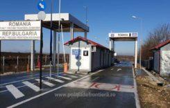 Un nou punct de frontieră la graniţa cu Bulgaria