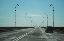 Trecere gratuită pe podul Giurgeni – Vadu Oii