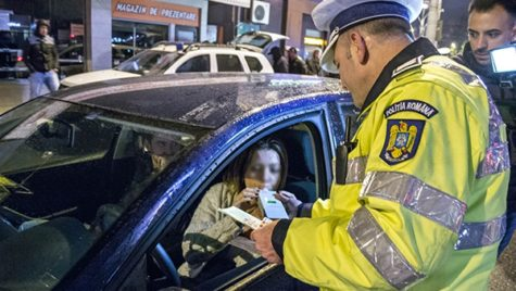 Proiectul de lege care poate schimba amenzile rutiere