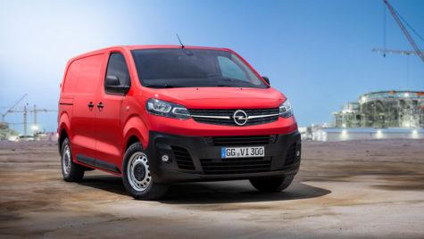 A treia generație Opel Vivaro vine cu o platformă complet nouă
