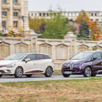 Test comparativ: Renault Clio Estate 1.5 dCi vs Renault ZOE R110