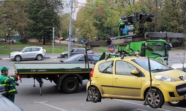 ridicarea maşinilor