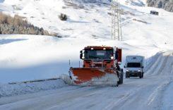 Se circula circulă în condiţii de iarnă în toată ţara