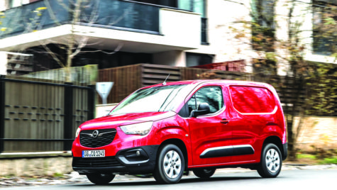 Test drive – Opel Combo 1.5 D 130 CP