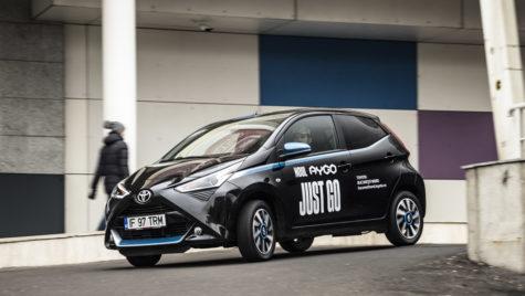Test drive – Toyota Aygo 1.0 VVT-I X-trend