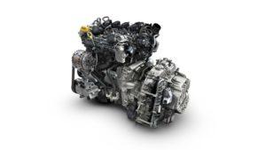 Renault Clio motor