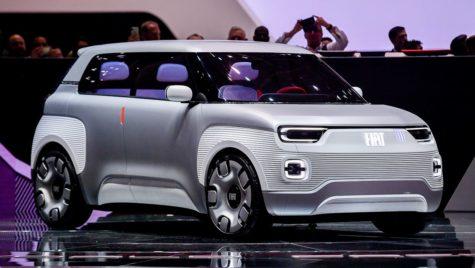 Fiat Concept Centoventi – viitorul Panda!