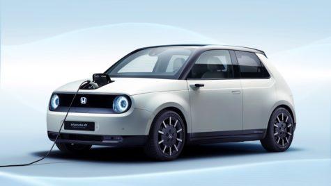 Honda în Europa: 100% electrificare până în 2025
