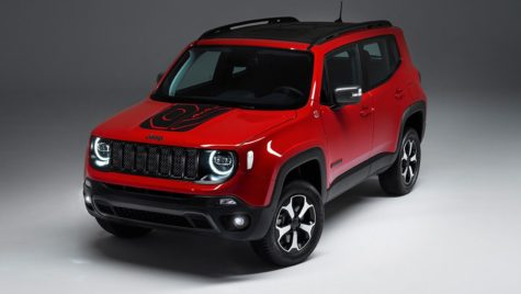 Jeep Renegade PHEV – informații oficiale