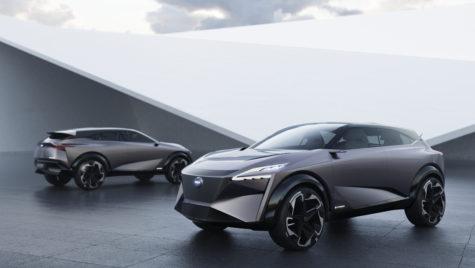 Viitorul Nissan Qashqai? IMQ Concept