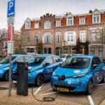 Renault ZOE alimentează rețeaua cu electricitate!
