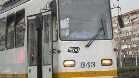 Schimbări în reţeaua de tramvaie din Bucureşti