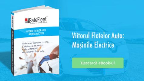 Mașini electrice pentru flota auto în România? Da, este posibil.