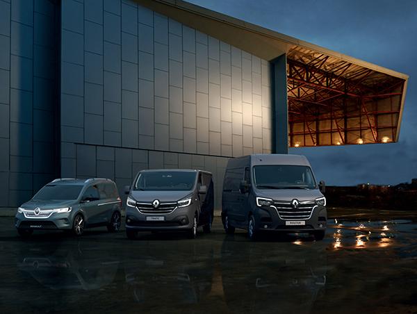 Utilitare Renault