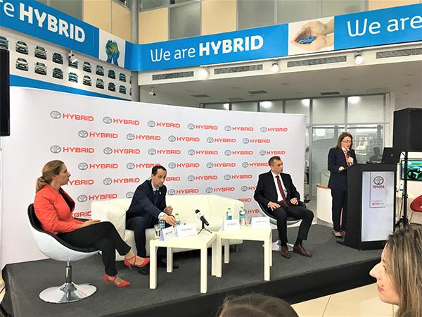 Lansare Toyota Hibrid