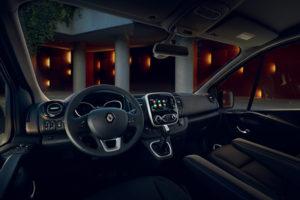 Noul Renault Trafic